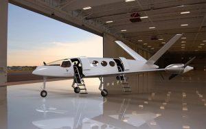electric plane Alice