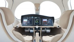 FLARIS LAR 1-cockpit