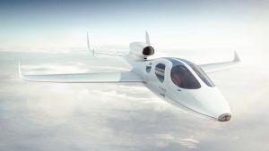 FLARIS LAR 1 flying
