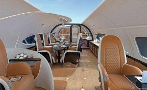 Airbus ACJ320Neo Infinito