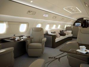 Embraer Lineage 1000e - 2