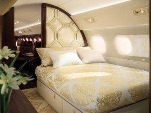 Embraer Lineage 1000e -room