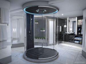 Greenpoint Technologies - shower