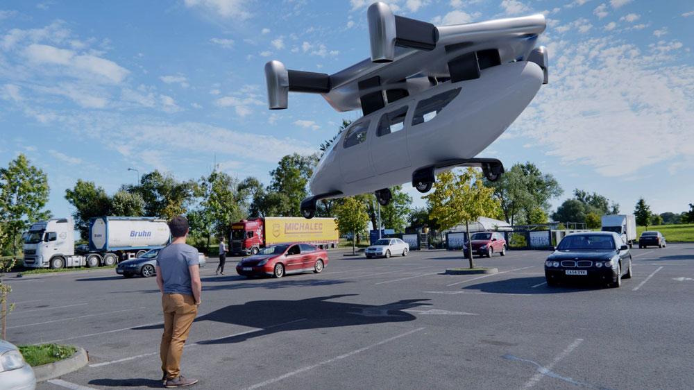 JetCopter - Photo Courtesy of JetCopter