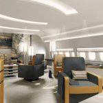 Unique Aircraft Design - lounge