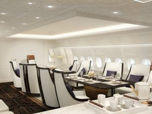 Dining room - Jet Aviation