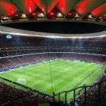 Metropolitano stadium Madrid