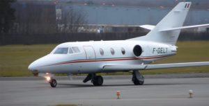 Dassault Falcon 100