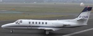 Cessna Citation II c550 - Bravo