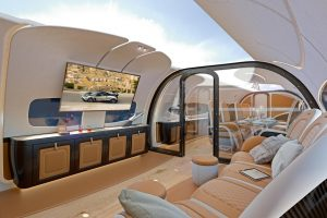 ACJ319 Neo Infinito lounge