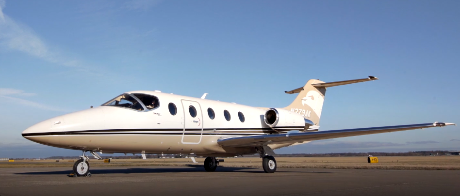 Beechcraft Hawker 400XP
