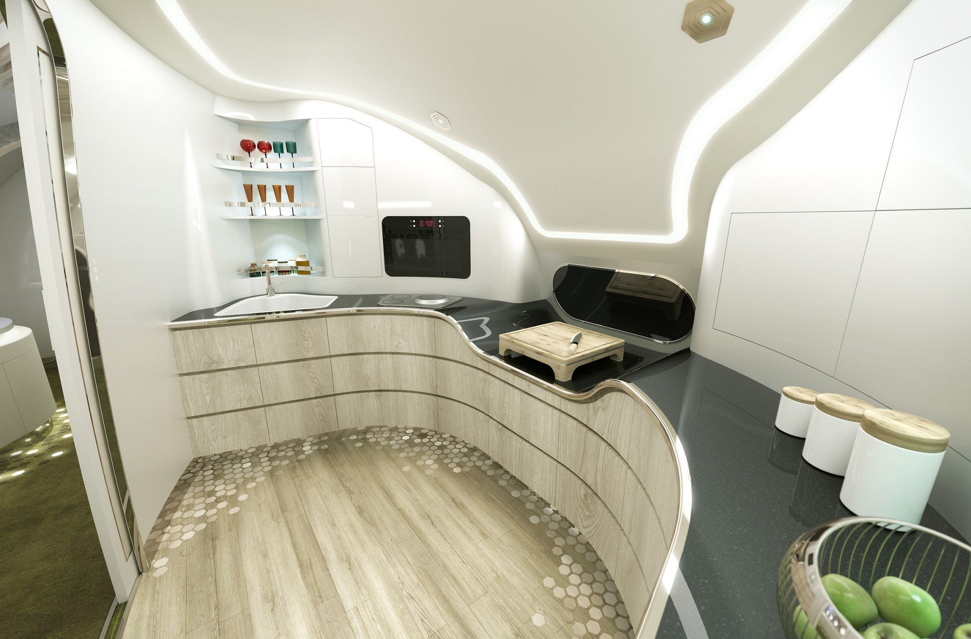 13-ACJ320neo Melody Kitchen