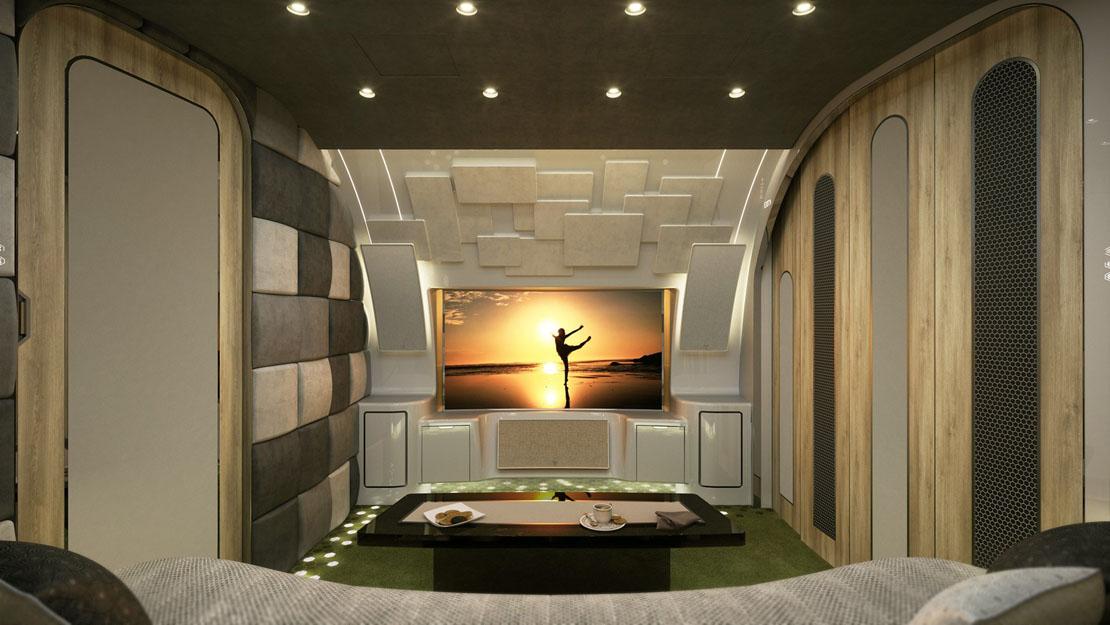 ACJ320neo – Home-Cinema