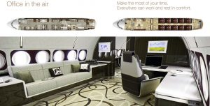 Airbus ACJ320neo-office