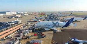 Airbus Beluga XL, now flying on 18% biofuel