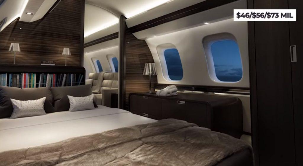 Bombardier Global Line 5500-6500-7500