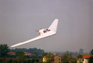 Horten PUL-10, the predecessor