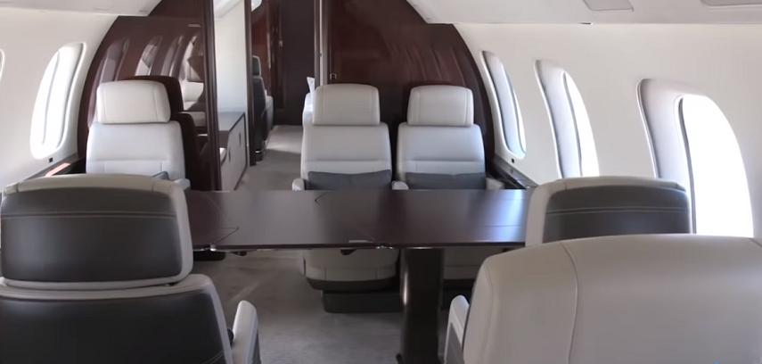 Bombardier Global 7500-6