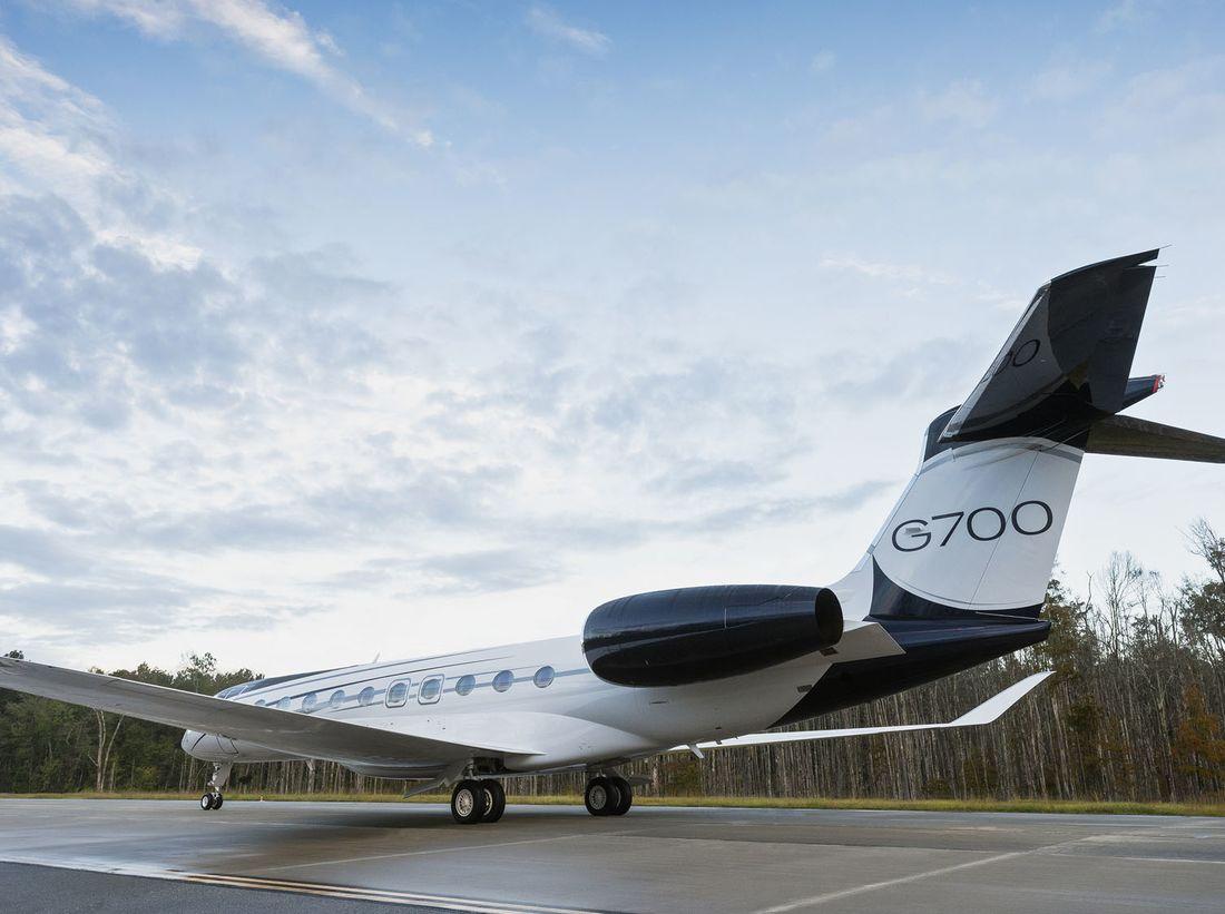 Gulfstream G700 – courtesy Gulfstream-2