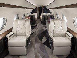 Gulfstream G700 - courtesy Gulfstream-4