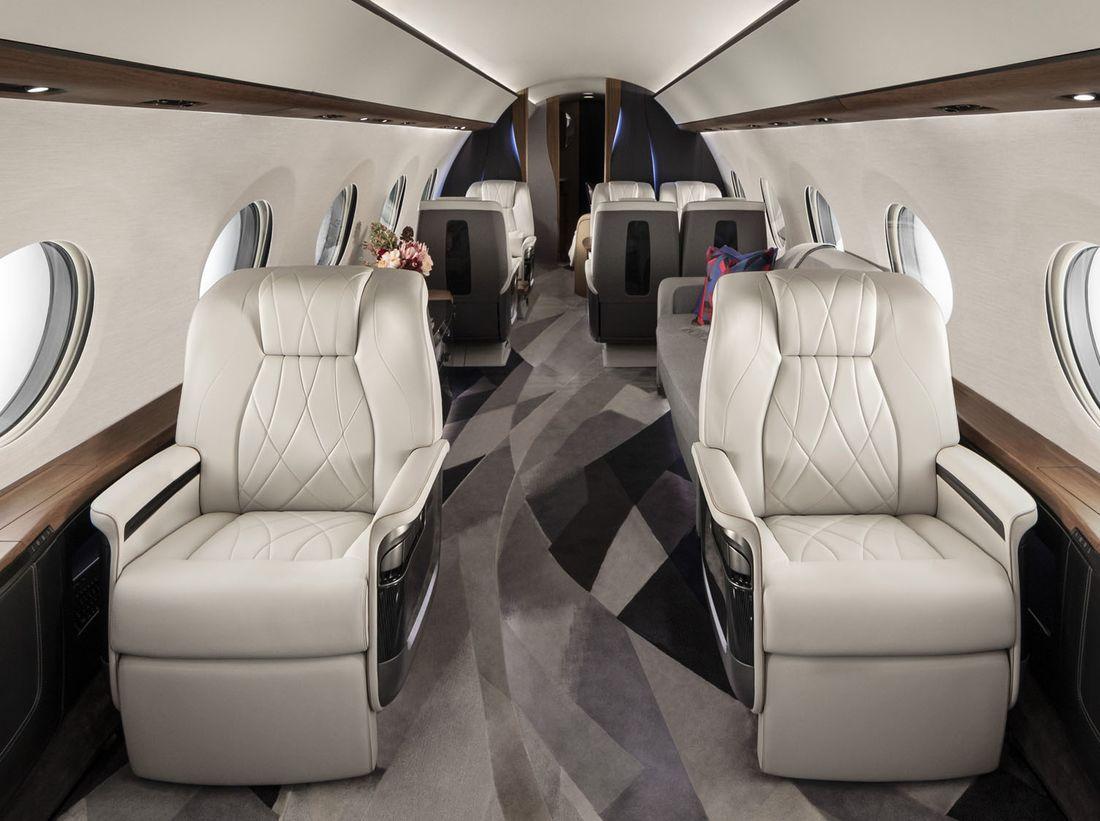 Gulfstream G700 – courtesy Gulfstream-4