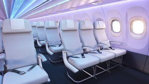Airspace Cabin A320neo Economy Seats
