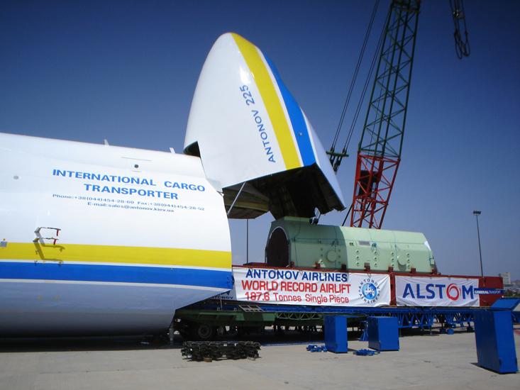 Antonov 225 Mriya - Photo Antonov Airlines (6)