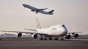 Boeing 747 - Photo Lufthansa