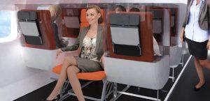 Janus - Photo Avio interiors - 1