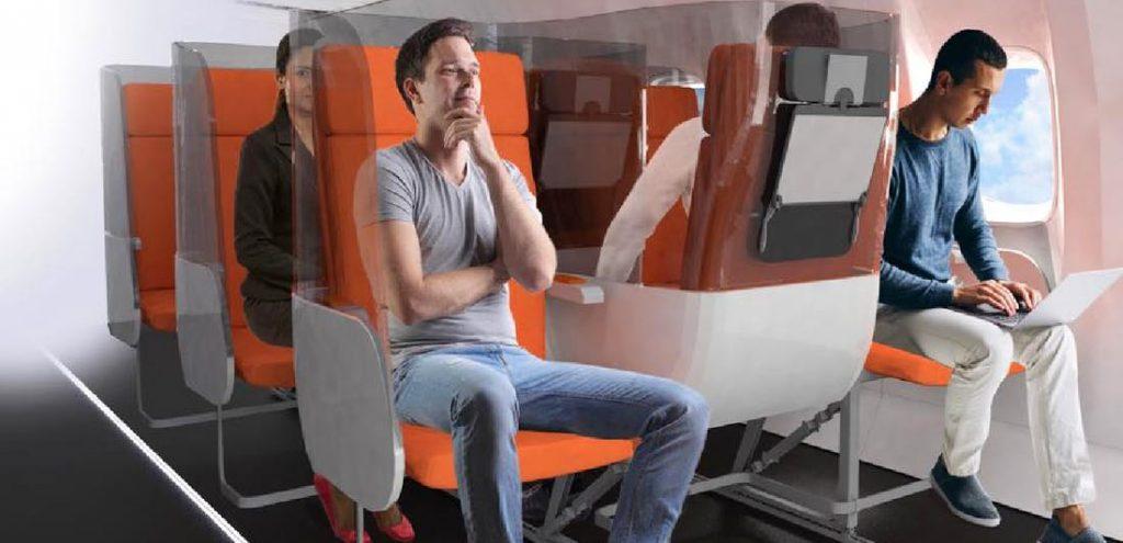 Janus - Photo Avio interiors - 3