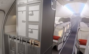 Boeing 737 Max-galley