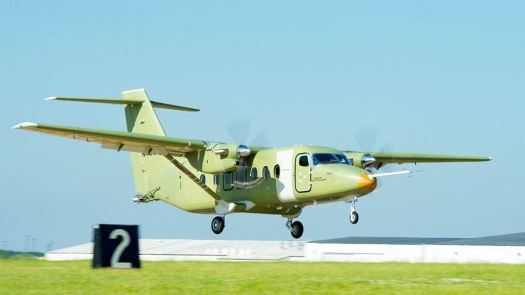 Cessna SkyCourier - Photo Textron