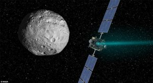 Sonde Dawn - NASA