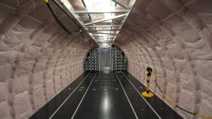 Acoustic flight lab by Airbus