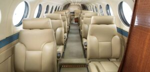 King Air 360 ER - cabin