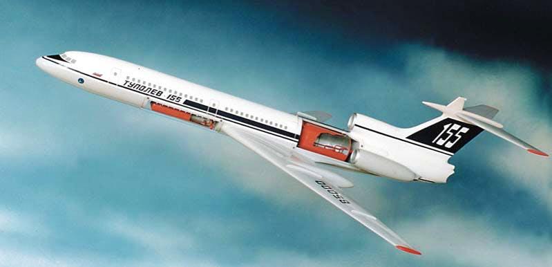 Tupolev Tu 155