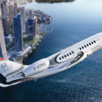Falcon 6X - Photo courtesy Dassault