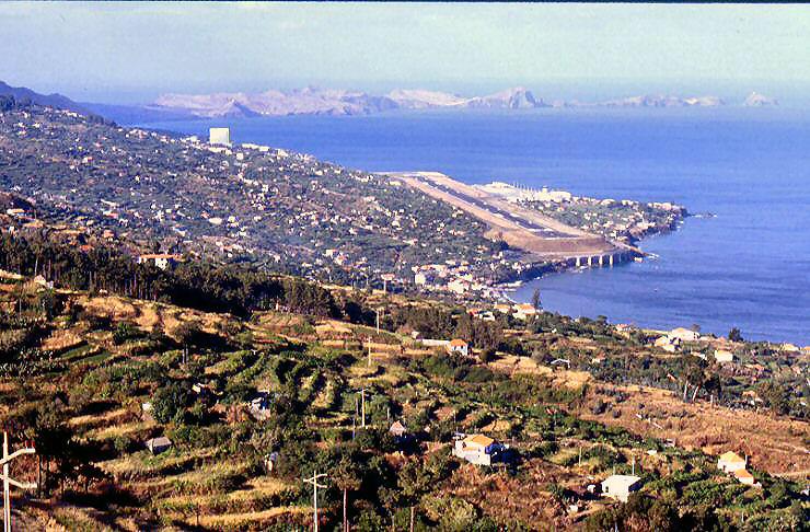 Funchal Airport - Madeira