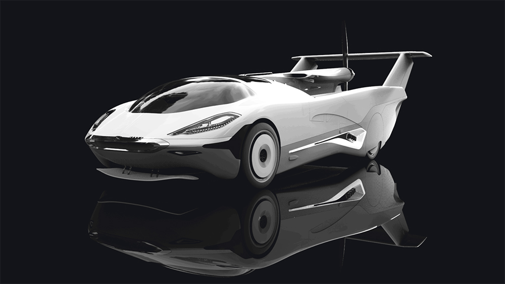 Klein Vision AirCar - prototype