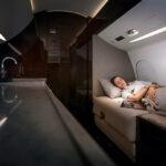 Falcon8X - Photo courtesy Dassault