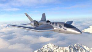 Pegasus VBJ VTOL private jet (2)