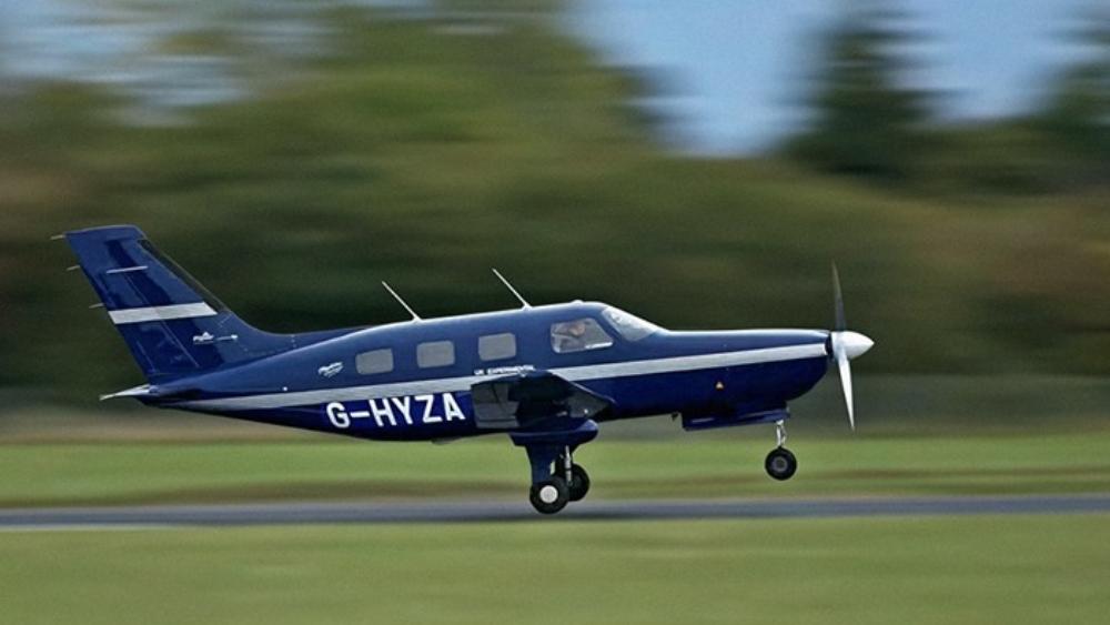 Zeroavia taking off in England