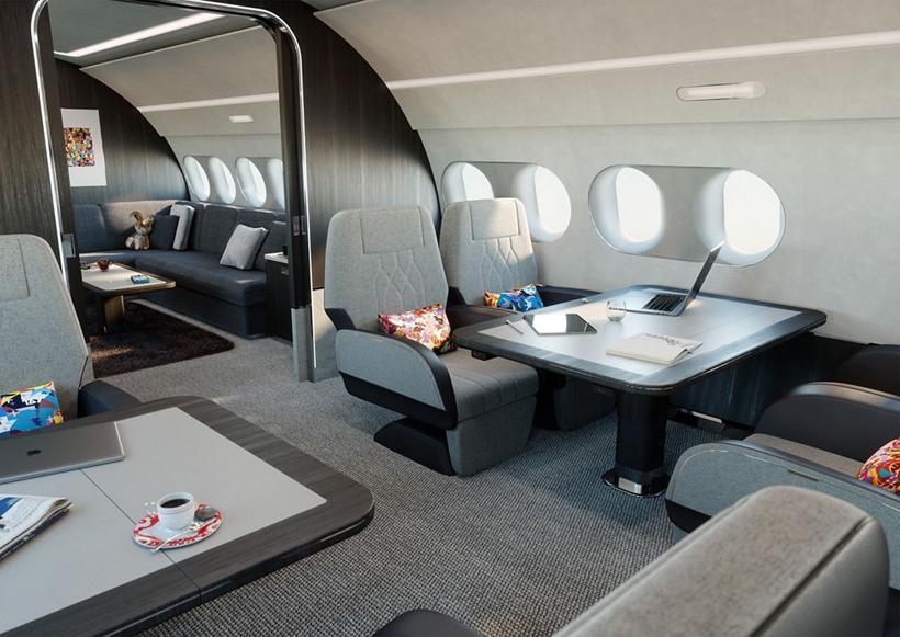 ACJ220 Lounge
