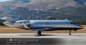 Falcon 2000 - M. Schumacher