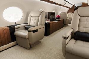Gulfstream G650ER-living (2)