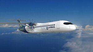 Airbus hydrogen aircraft