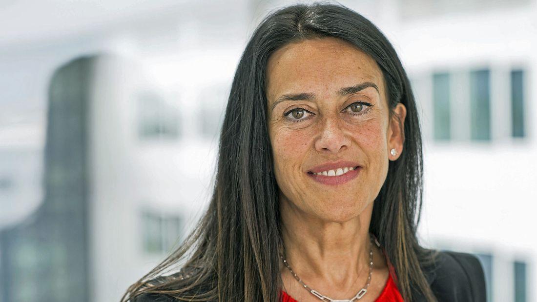 Airbus technology director Grazia Vittadini