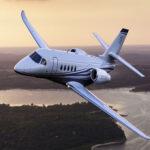 Cessna Citation Latitude - cabin