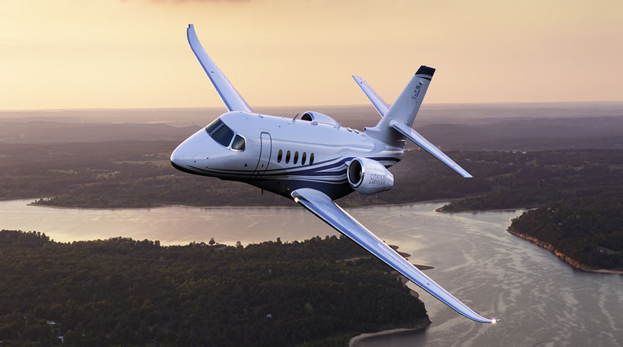 Cessna Citation Latitude - cabin