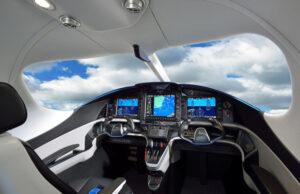 Epic e1000-gx - cockpit